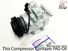 2006-2009 KIA RIO 1.6L USA REMANUFACTURED A/C COMPRESSOR KIT W/WARRANTY