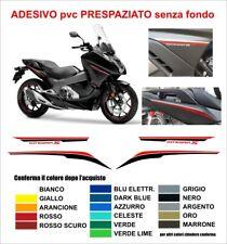 Honda Integra 2020 750 S Sport 750S KIT ADESIVI PERSONALIZZATI alta qualità