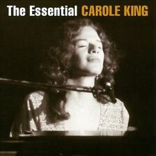 CAROLE KING The Essential 2CD  ***NEW SEALED*** 33 SONGS Best Of Greatest Hits
