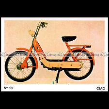 #amp72.013 ★ PIAGGIO CIAO Cyclo Moped ★ Americana Moto Parade 72