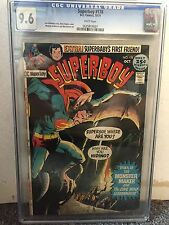 SUPERBOY #178 CGC 9.6 NEAL ADAMS COVER DC COMICS WHITE PAGES 1971