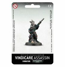 Officio Assassinorum Vindicare Assassin Imperial Agents Warhammer 40k NEW
