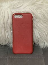 Apple Leather (Product) Red iPhone 6+/6s+/7+8+ Case