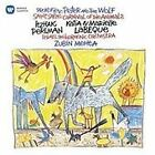 Prokofiev: Peter and the Wolf; Saint-Saans: Carnival of the Animals (2015) New