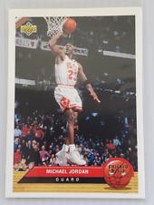 1992-93 Upper Deck McDonald's promo Michael Jordan #P5 Chicago Bulls NBA Mint