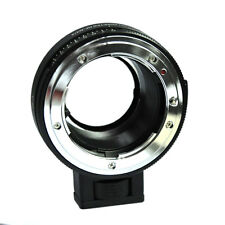 NF-MFT Aperture Adapter for Nikon A F G D Mount Lens to M4/3 GF1 GF2 EM1 EP1 EP2