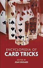 ENCYCLOPEDIA Of Card Tricks Ebook in PDF Format PC on Cd Rom Disk Jean Hugard