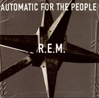 R.E.M. - Automatic for the People CD 1992 Warner Bros. 9 45055-2 VG Alternative
