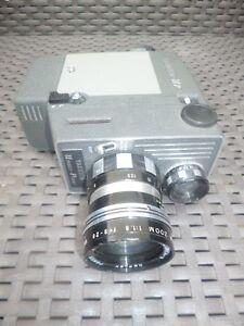 ancienne caméra YASHICA UP 8mm coque métal années 60