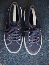 Canvas Lace-up NEXT Flats for Women
