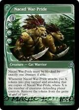 NACATL WAR-PRIDE Future Sight MTG Green Creature — Cat Warrior Unc
