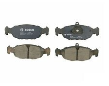 NEW Jaguar Vanden Plas XJR XKR 98-03 Rear Disc Brake Pad Bosch QuietCast BC688