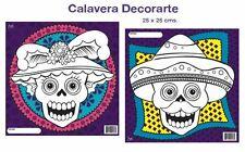 COLORING BOOK ! CATRINA  DAY OF THE DEAD    DIA DE LOS MUERTOS      AWESOME !