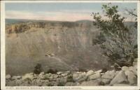 Meteorite Mountain Near Canyon Diablo AZ c1910 Fred Harvey H-1917 Postcard