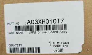 Konica Minolta  PFU DRIVE BOARD ASSY  # A03XH01017 C7000 C6000 PRO C6501 C6500
