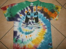 TIE DYE MONTY MOOSE SHIRT Wilderness Territory Waterpark Resort America Largest