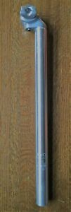 Kalloy Aluminum Adjustible Bike Bicycle Seatpost XL 400mm Silver CHOOSE DIAMETER
