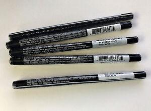 Avon Glimmerstick True Color eye Liner Blackest Black set of 5