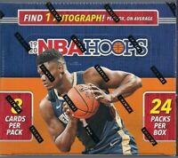2019-20 Panini NBA Hoops Basketball Factory Sealed 24-Pack Retail Box - In Stock
