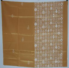 Furoshiki wrapping cloth or scarf, vessels design, acetate, Japan