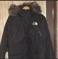 THE NORTH FACE MacMurdo HYVENT Goose Down Winter Parka III JACKET Men' Size S/M.