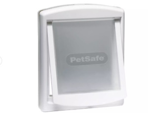Large/Medium Dod and Cat Door/Gate Flaps 2-way Lock-Lockable Petsafe Original UK