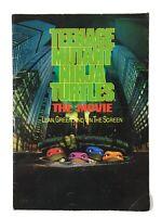 Teenage Mutant Ninja Turtles The Movie Poster Book Copyright 1990 Printed in USA