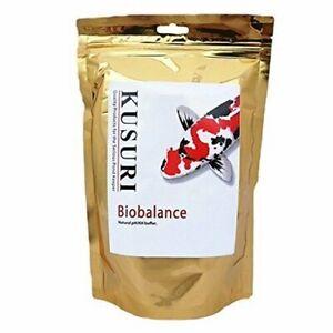 Kusuri Bio Balance 1kg 3kg 11kg Garden Pond KH & PH Buffer BioBalance Koi