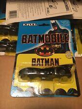 Batmobile, Batman Ertl 1989 diecast 4 in. Long