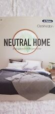 Unique Pattern Book #109 Neutral Home 8 designs to knit for your home