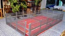 Tennisplatz mit Zaun |  Spur N 1:160 | Bausatz