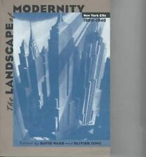 The Landscape of Modernity: New York City, 1900-1940, , Good Book