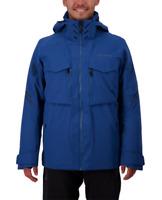 Obermeyer Men's Ultimate Down Hybrid Ski Jacket 2020 Passport Blue Medium, Med