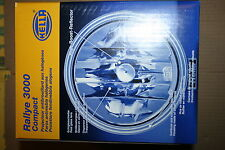 1N3 009 390-061 Hella Rallye 3000 Compact Nebelscheinwerfer, Halogen