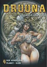 Serpieri Collection 4 - Druuna 4, schreiber&leser