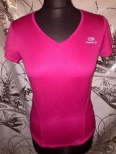 KALENJI Funktionsshirt Gr 38 / M Shirt Laufshirt Fitness Radshirt Tshirt #83802