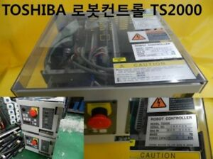 [Used] TOSHIBA / TS2000 / Robot Control, 1pcs
