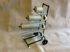 MASKING MACHINE NEW COMES WITH 18'' 12'' 6'' PAPER 3-3M TAPE AUTO PAINT BODY USA