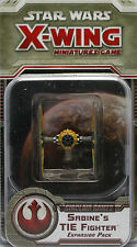 Star Wars X-Wing Miniatures Game : Sabine's TIE Fighter (SWX59) NEW