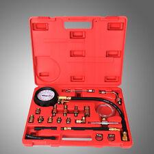 0-145 PSI Fuel Injection Pump Injector Tester Test Pressure Gauge Gasoline Cars
