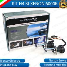 KIT XENON XENO BI-XENO H4 AC 35W JEEP WRANGLER II NO AVARIA LUCI 6000K
