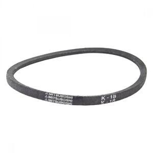 K-18 V-belt Replacement Minoura Belt - Short
