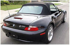BMW Z3 CONVERTIBLE TOP DO-IT-YOURSELF PACKAGE ORIGINAL SONNENDECK CANVAS