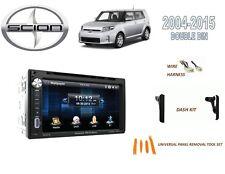 2004-2015 SCION xB CAR STEREO KIT, BLUETOOTH TOUCHSCREEN DVD USB
