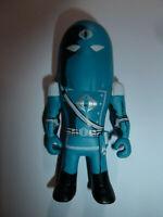 COBRA Commander Kidrobot Transformers vs G.I. Joe vinyl mini series figure toy!