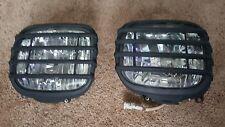 1998-2002 Subaru Forester OEM Fog Lights Pair  2001 1998 1999  002