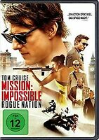 Mission Impossible: Rogue Nation | DVD | Zustand sehr gut