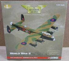 Corgi Avro Lancaster B III-LM360/QR-O No. 61 Sqn William Reid RAF Syerston 1:144