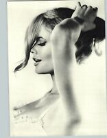 1962 Sam Haskins Female Model Beautiful Beast Filled Bra Photo Gravure