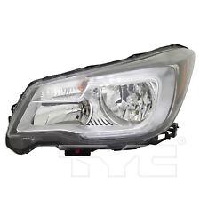 TYC 20-9874-00-1 Headlight/Lamp Halogen Assembly Left Driver LH New